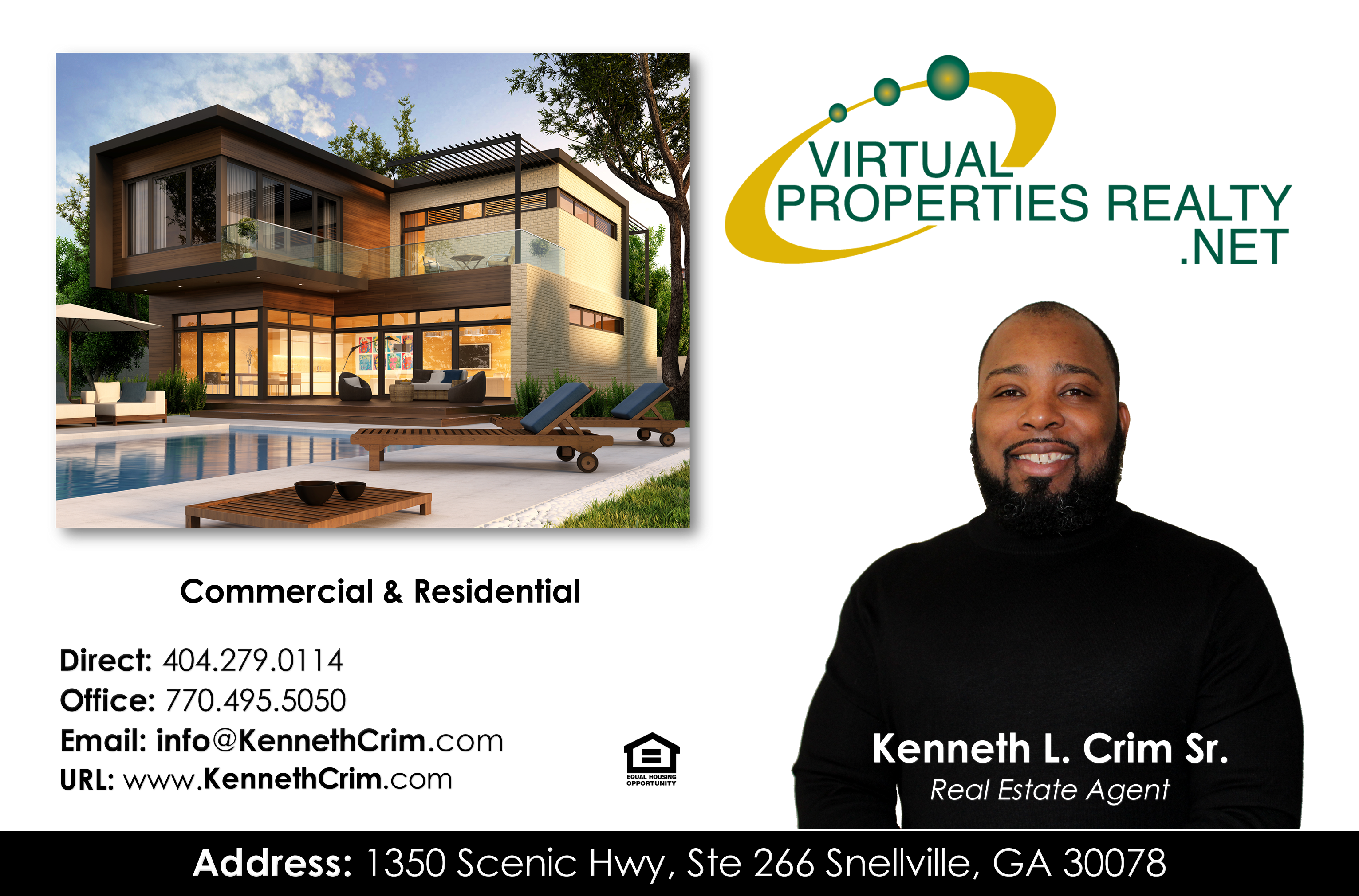 Kenneth Crim Real Estate